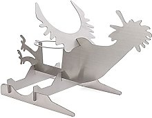 KANGLE-DERI Beer Can Chicken Holder for Grill,