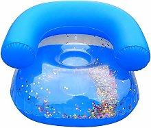 kangOnline Kids Inflatable Sofa Baby Sitting Chair