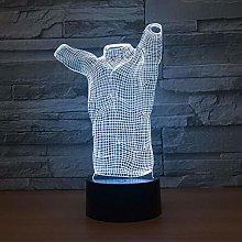 KangYD 3D Night Light The H Uman Body Model, LED