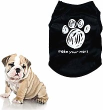KANKOO Dog T Shirt Dog Summer Clothes Doggy Coats