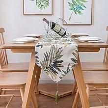 KANKOO Table runners Table runner Linen table