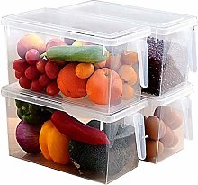 KANULAN Storage jars Cereal Containers With Handle