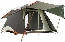 Kaper Go Brown Automatic Tent Camping Pergola