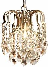 Kaper Go chandelier Led Corridor Crystal Droplight