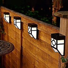Kaper Go Solar Fence Light Suitable For Retro