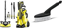 Karcher K4 Full Control Home Pressure Washer + Car