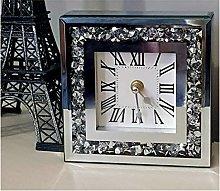 Karina Bailey Loose Diamante Mantle Clock