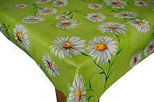 Karina Home Daisy Green PVC Tablecloth 200 x 137cm