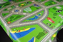 Karina Home Fun Childrens Road Map Kids PVC Wipe