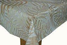 Karina Home Jungle Beige PVC Tablecloth 200cm x