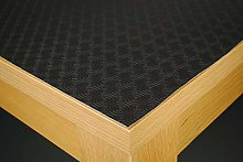 Karina Home Table Protector Heat Resistant BLACK