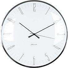 Karlsson Dragonfly Wall Clock - WHITE