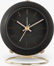 Karlsson Globe Analogue Alarm Clock