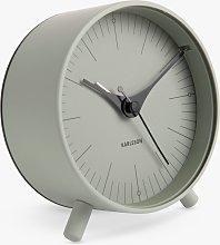 Karlsson Index Analogue Alarm Clock