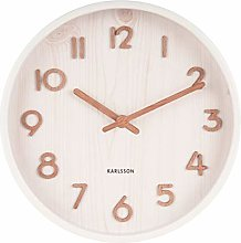 Karlsson PURE Wall Clock (small)