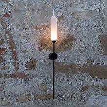 Karman Nilo LED outdoor wall light, IP44