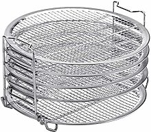 karrychen 5 Stackable Layer Dehydrator Grill Stand