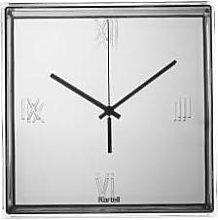 Kartell - Chorme Tic & Tac Clock