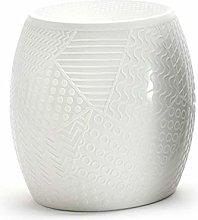 Kartell Roy Furniture, White, 43x45x43 cm