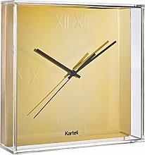 Kartell Tic &, Tac Clock Gold
