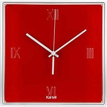 Kartell - Tic Tac Clock