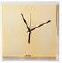 Kartell - Tic Wall Clock - Gold