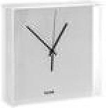 Kartell - Tic Wall Clock - White