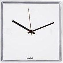 Kartell - White Tic & Tac Clock