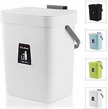 KaryHome Kitchen Compost Bin for Counter Top,