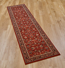 Kashqai 4362 300 Runner Traditional Rug