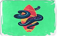 KASMILN carpet bath mat,rug,balcony,Poster With A