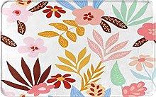 KASMILN carpet bath mat,rug,Pattern Illustrated