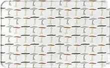 KASMILN carpet bath mat,rug,Pattern With Pale