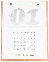 Kate Spade New York Desktop Calendar, One Colour,