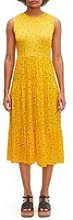 Kate Spade New York Garden Ditsy Dress - Yellow