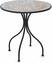 Katelyn Mosaic Bistro Table Marlow Home Co.