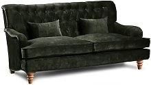 Kater 2 Seater Chesterfield Sofa Rosalind Wheeler