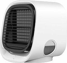Katerk Portable USB Fan Mini Desk Air Conditioner