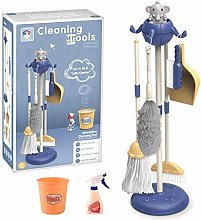 Kathrin Cleaning Supplies With Toy Broom Duster