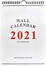 Kathrin Wall Calendar Planner, 8.1511.42in 2021