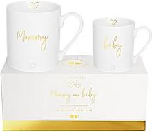 Katie Loxton Mummy &Amp; Baby Porcelain Mug