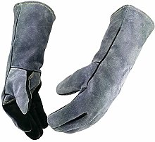 Katigan Gloves Cowhide Barbecue Microwave Oven