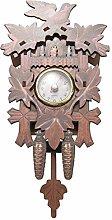 Katigan Vintage Home Decorative Bird Wall Clock