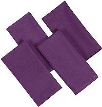 Katniss Napkins Symple Stuff Colour: Purple