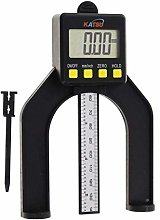 KATSU Large Screen Digital Depth Gauge Measuring