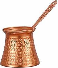 Katyma 330ML Turkish Coffee Pot Cip Copper Coated