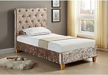 Kaufman Low End Single (3') Upholstered Bed
