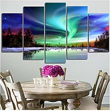 kaxiou Wall Art Picture For Room Canvas Painting