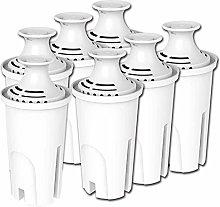 Kaxofang 7Pack Standard Water Filter Compatible
