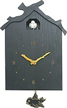 Kaxofang Elegant Cuckoo House Hanging Clock Wall